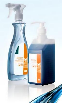 средство для быстрой дезинфекции соляриев